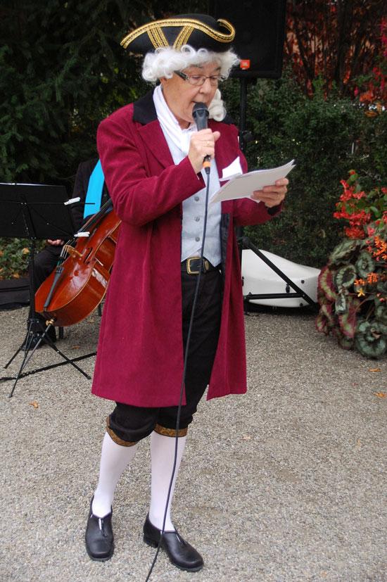 Foto Die Musikwissenschafterin Monika Müller-Naef gibt Einblick in Mozarts Geschichte